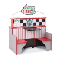 Melissa & Doug® Pretend Play Star Diner Restaurant