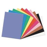 SunWorks® Groundwood Construction Paper, 18