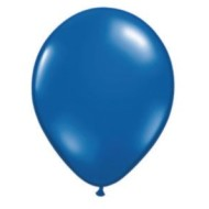 Qualatex® Jewel Tone Balloons, Blue, 11