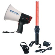 AmpliVox® Safety Strobe and LED Wand Value Bundle