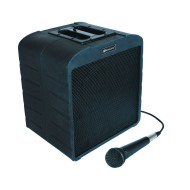 AmpliVox® AirVox Mobile PA System with Microphone