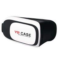 Supersonic® Virtual Reality Headset with 3D Video