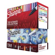 Sharpie® Marker Ultimate Collection (Set of 72)