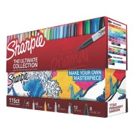 Sharpie® Marker Ultimate Collection (Set of 115)