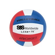 S&S® Lite-70 Rubber Volleyball