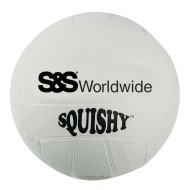 S&S® Squishy Rubber Volleyball
