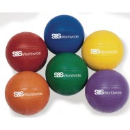 S&S® Rubber Volleyballs (Set of 6)