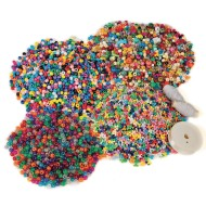 Color Splash!® Bead Bargain Easy Pack