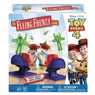 Flying Frenzy Carnival Catapult and Catching Game