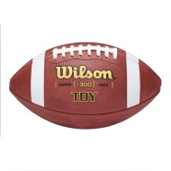 Wilson® TDY Leather Football