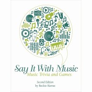 Eldersong Say It With Music Book 2nd Edition