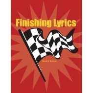 Finishing Lyrics Book
