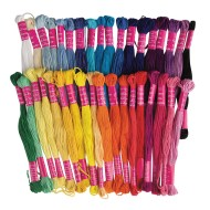Embroidery Floss (Pack of 36)