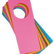 Rainbow Bright Door Hangers (Pack of 12)