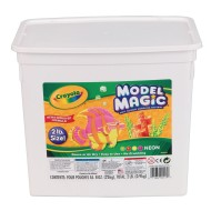 Crayola® Model Magic® Neon 2-lb tub