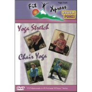 Fit Xpress Yoga 2-DVD Pack