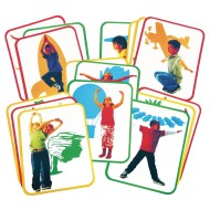 Yoga Cards (Pack of 16)