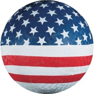 Franklin® Patriotic Playground Ball, 8-1/2""