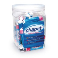 Chap-et Lip Balm Assortment (Tub of 48)