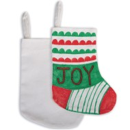 Color-Me™ Mini Stockings (Pack of 12)