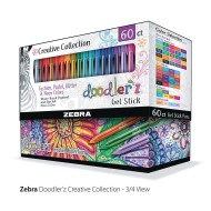 Doodler'z® Gel Sticks (Pack of 60)