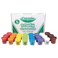 Crayola® Dough Classpack, 3 oz. (Pack of 24)