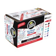 Crayola® Take Note™ Dry Erase Marker Classpack (Pack of 80)