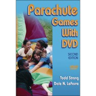 Parachute Games Book with DVD
