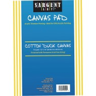 Canvas Pad, 12