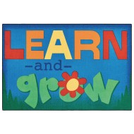 Carpets for Kids® Learn and Grow Value Rug