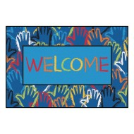 Carpets for Kids® Hands Together Value Rug