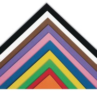 Craft Foam Sheets (Pack of 6)