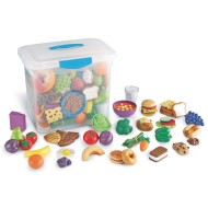Classroom Play Food Set