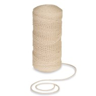 Cotton Macrame & Craft Cord, 1mm x 1000'