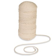Cotton Macrame & Craft Cord, 2mm x 750'
