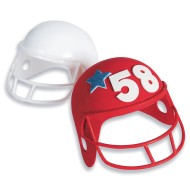 Color-Me™ Football Helmets (Pack of 12)