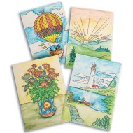 Paint-a-Dot™ Everyday Greeting Cards (Pack of 24)