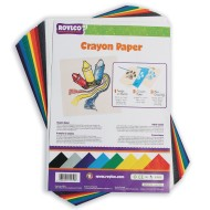 Crayon Paper (Pack of 96)