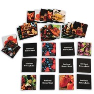 Nutritional Memory Match Game