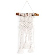 Make-Rame™ Mini Macrame Wall Hanging Kit - Tassels & Twists