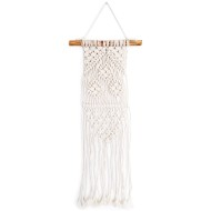 Make-Rame™ Mini Macrame Wall Hanging Kit - Three Leaves