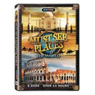 Must See Places of the World 6 DVD Set