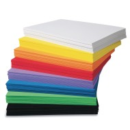 Color Splash!® Jumbo Pack EVA Foam Sheet Assortment (Pack of 120)