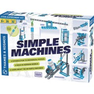 Thames & Kosmos Simple Machines STEM Experiment Kit