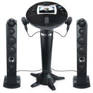 The Singing Machine® Digital Pedestal Karaoke System