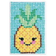 Pixel Dotz Pineapple Craft Kit (Pack of 12)