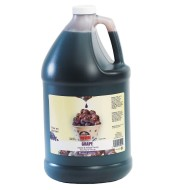 Grape Sno-Kone® Syrup Gallon (Case of 4)