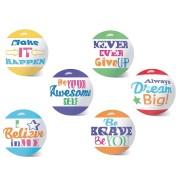 Positive Message Squeeze Balls (Pack of 12)