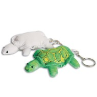 Color-Me™ Turtle Key Rings Craft Kit (Pack of 48)