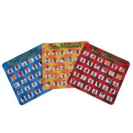 Silly Monster Matching Game (Set of 3)